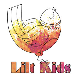 Lilt Kids Coloring Books