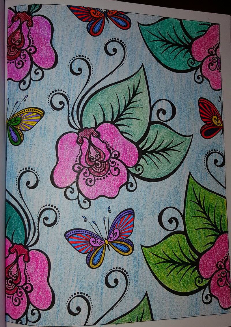 Adult coloring page gallery lilt kids coloring books